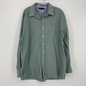 Tommy Hilfiger Dress Shirt Button Down.